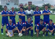 Thông báo số 3 giải bóng đá Lão tướng Tp Hồ Chí Minh 2020