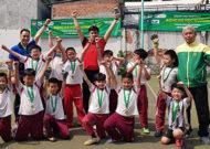 Khai mạc festival bóng đá học đường tại quận 11