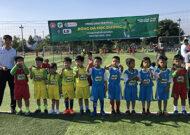 Festival bóng đá học đường tại quận 9