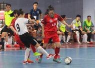 Hà Nội thắng đậm Đắk Lắk ngày khai màn futsal nữ mở rộng Cúp LS 2021
