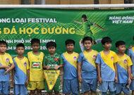 Festival bóng đá học đường quận 2