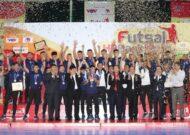 Thái Sơn Nam lọt vào top 10 CLB futsal xuất sắc nhất thế giới 2020