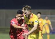 Tạm dừng vòng 4 Giải bóng đá VĐQG LS V.League 2021