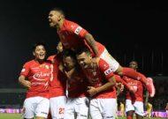 Đánh bại Hồng Lĩnh Hà Tĩnh 2-0, TP Hồ Chí Minh có 3 điểm đầu tiên V.League 2021