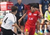 Giải futsal nữ mở rộng tranh Cup LS 2021: Thái Sơn Nam quận 8, nữ quận 1 thắng thuyết phục
