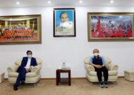 Hoàn thành cách ly, HLV Park Hang Seo nói về kế hoạch ĐT Việt Nam tại VL World Cup 2022