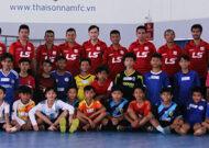 CLB Thái Sơn Nam thông báo tuyển sinh năng khiếu Futsal 2021