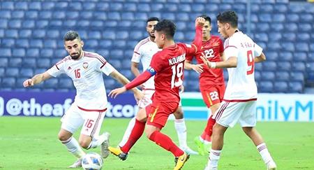 Bảng G Vòng loại World Cup 2022 có thể đá tập trung tại Thái Lan hoặc UAE