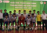 Giải TTHS TP HCM 2020-2021: Hậu Giang (Q.11) tranh chung kết với Hoàng Lê Khương (Q.6)