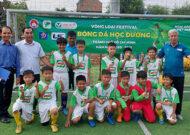 Khai mạc Festival bóng đá học đường huyện Củ Chi năm học 2020-2021