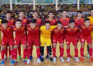 Đội tuyển futsal Việt Nam được mời tham dự giải quốc tế ở Thái Lan