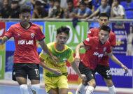 Lượt trận 5 VCK giải Futsal HDBank VĐQG 2021: Sahako thắng đậm Tân Hiệp Hưng duy trì vị trí đầu bảng