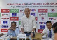 Vòng 1 Giải futsal HD Bank - VĐQG 2021: Cuộc đối đầu của những người anh em