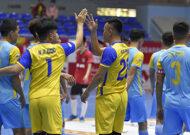 Futsal VĐQG HDBank 2021: Sanvinest Khánh Hòa, Zetbit SGFC đại thắng