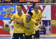 VCK giải Futsal HDBank VĐQG 2021: Hưng Gia Khang Đắk Lắk chia điểm 2-2 với Thái Sơn Bắc