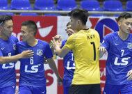 Lượt trận thứ 2 VCK giải Futsal HDBank VĐQG 2021