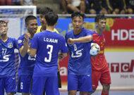 Lượt 3 VCK giải Futsal HDBank VĐQG 2021: Thái Sơn Nam trở lại tốp đầu