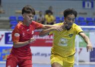 Xác định đầy đủ 4 đội vượt qua vòng loại giải Futsal HDBank VĐQG 2021