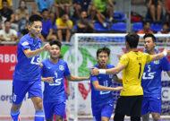 Lượt 7 giải Futsal HDBank VĐQG 2021:Thái Sơn Nam thắng thuyết phục trận cầu siêu kinh điển