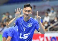 """Giải Futsal HDBank VĐQG 2021: Sahako giữ vững ngôi đầu trước """"chung kết"""" lượt đi"""