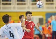 ĐT Việt Nam sẽ thi đấu play-off tranh vé dự VCK FIFA Futsal World Cup 2021
