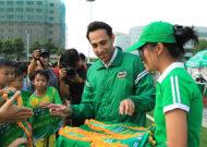 """Ông Ali Abbas Giám đốc MILO và sữa – Cty Nestle Việt Nam: """"Với thể thao ai cũng là nhà vô địch"""""""