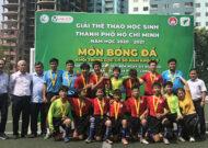 Phước Bình quận 9 lên ngôi vô địch giải TTHS khối 6&7 2021