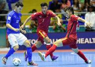 ĐT futsal Việt Nam xác định đối thủ cạnh tranh giấc mơ World Cup