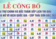 Tròn 10 năm Thái Sơn Bắc đồng hành giải bóng đá nữ Vô địch Quốc gia 2021