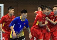 ĐT futsal Việt Nam tập trung đấu play-off vòng loại World Cup 2021