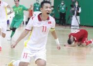 Bốc thăm Futsal World Cup 2021: ĐT Futsal Việt Nam cùng bảng với Brazil