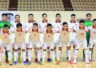 Futsal Việt Nam vươn lên xếp vị trí 43 trên BXH FIFA
