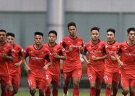 30 cầu thủ U22 Việt Nam được triệu tập chuẩn bị vòng loại U23 châu Á 2022