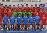 22 cầu thủ được triệu tập lên ĐT Việt Nam dự VCK FIFA Futsal World Cup