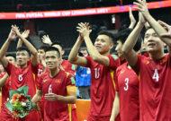 Tuyển futsal Việt Nam nhận thưởng nóng khi góp mặt vòng 1/8 World Cup 2021