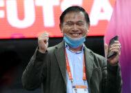 Ông Bầu Trần Anh Tú - người đứng sau thành công của futsal Việt Nam