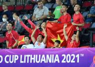 """Tuyển futsal Viêt Nam """"dọn nhà"""" sẵn sàng trận đấu gặp tuyển Nga vòng 1/8 World Cup"""