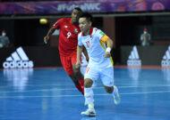 Thắng nghẹt thở Panama, ĐT futsal Việt Nam được thưởng nửa tỷ đồng