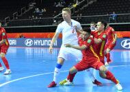 Việt Nam 1-1 CH Czech: Xuất sắc giành vé vào vòng knock-out