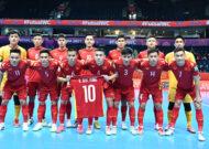 Ngẩng cao đầu rời FIFA Futsal World Cup, tuyển Việt Nam được thưởng 2 tỷ đồng